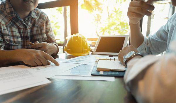 roof repair estimate agreement