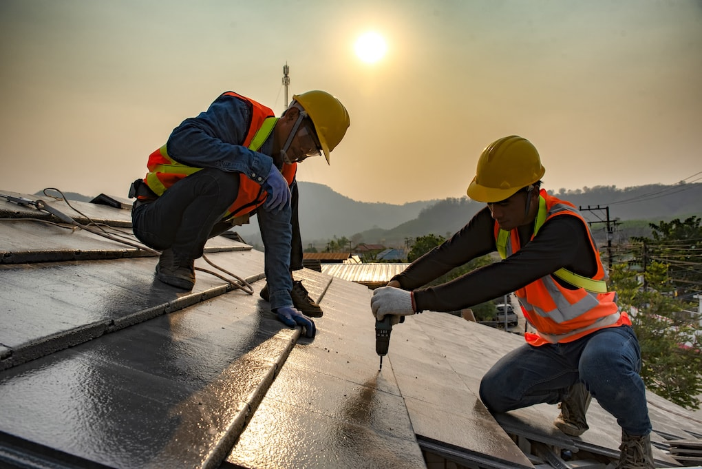 commercial roofing companies in ohio
