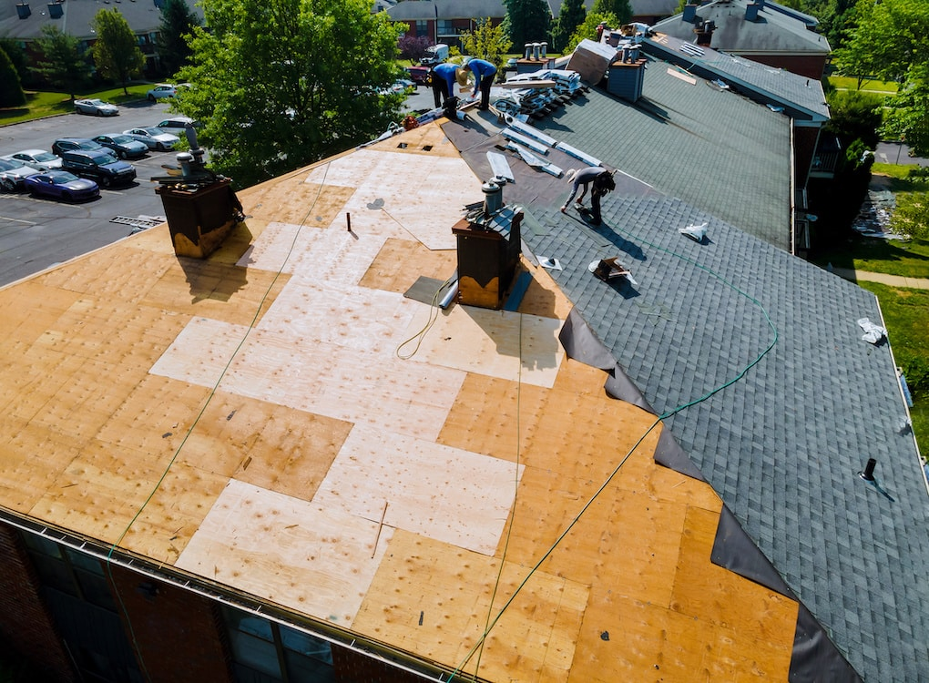 how long does it take to replace your roof