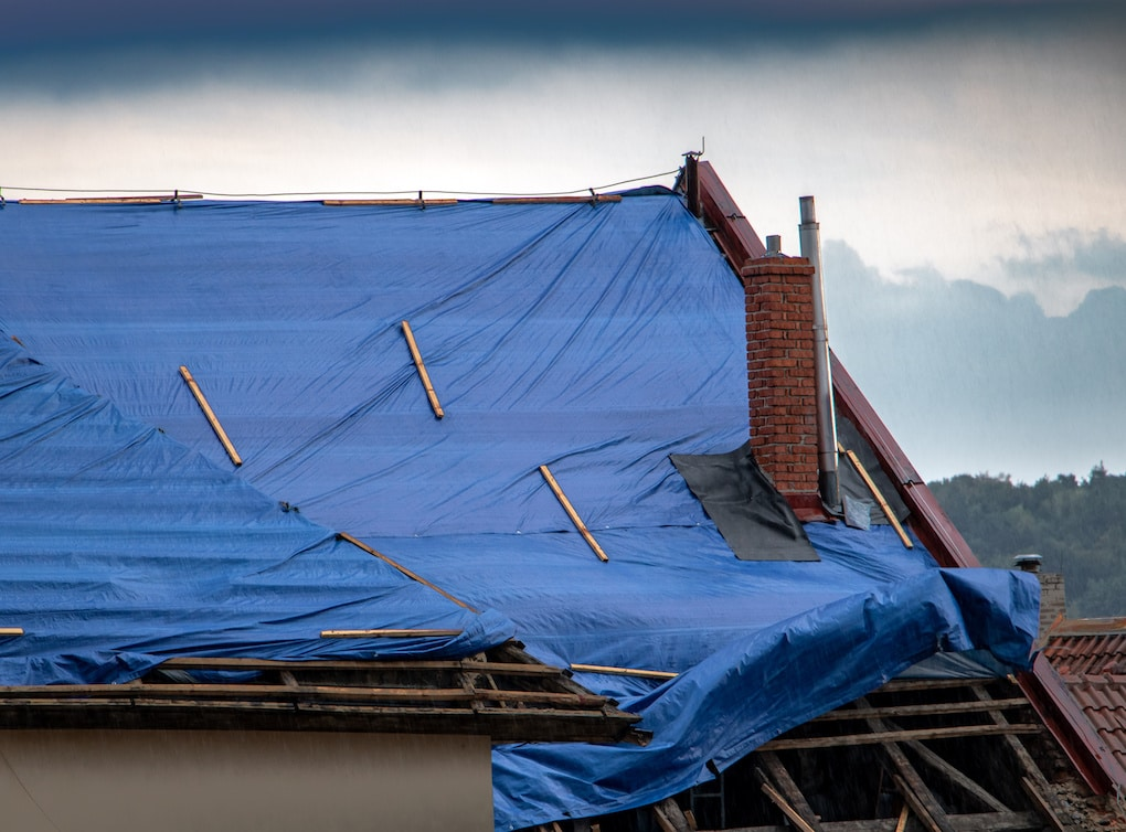 weather can influence how long it takes to replace your roof
