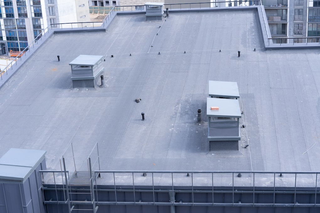 commercial roofing systems: BUR roofing