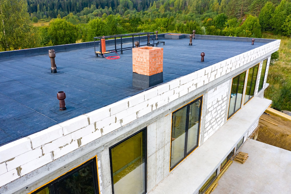 commercial roofing systems: liquid applied membrane